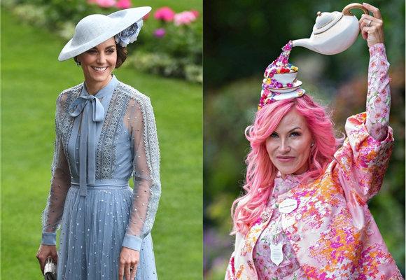 Móda na Royal Ascot: Přehlídka výsostné elegance i příšerného nevkusu