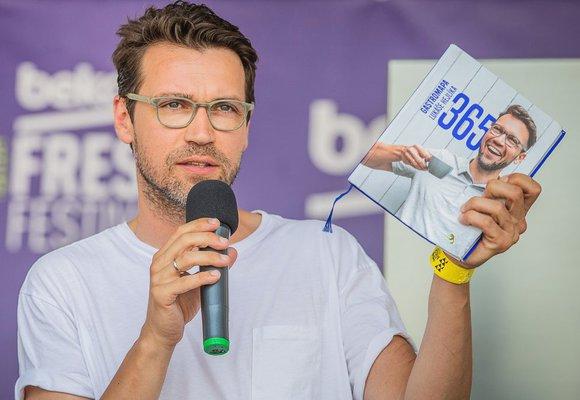"""Lukáš Hejlík: Stojí za to se za víkend """"prožrat"""" Libercem, Olomoucí i Plzní!"""