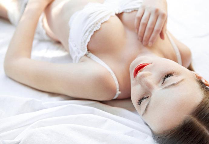 Tvar vašich prsou prozradí, jak šikovná jste v posteli