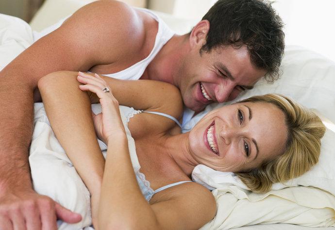 Sex po svatbě? 9 fází manželského sexu