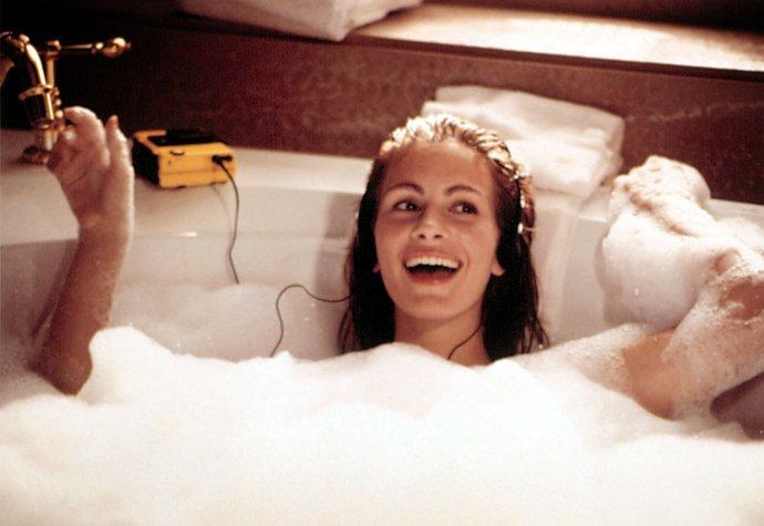 Dnes je Mezinárodní den koupání ve vaně. Tak se večer naložte!