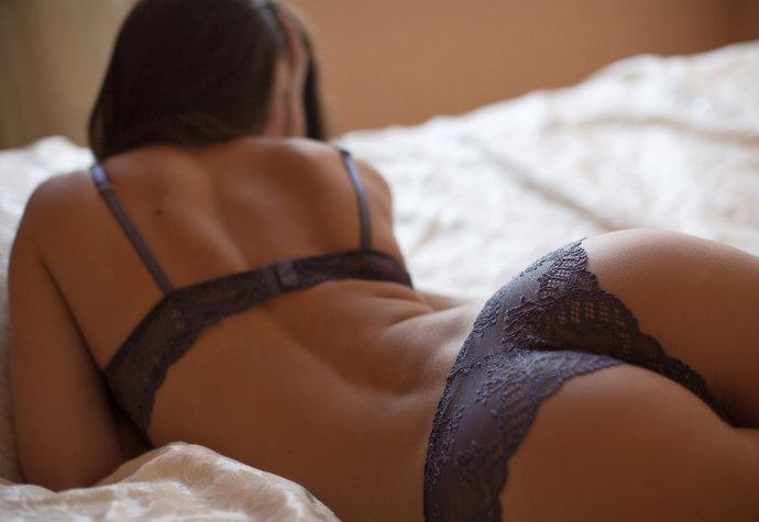 diskrétní ženy anální sex