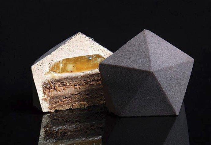 Jedlé skulptury od ukrajinské cukrářky Dinary Kasko