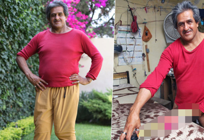 Mexičan Roberto Esquivel Cabrera nemůže mít s penisem dlouhým 48 centimetrů sex. Přesto odmítá chirurgické zmenšení.