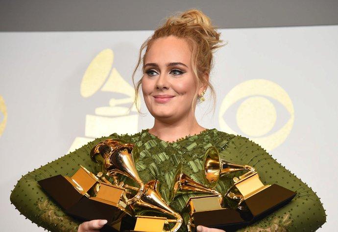 Hrdá Adele