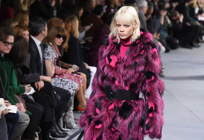 Michael Kors collection, Fashion Week Fall Winter 2017, New York