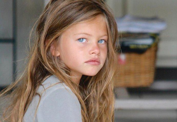 Thylane Bloundeau má na dosah hvězdnou modelkovskou kariéru.