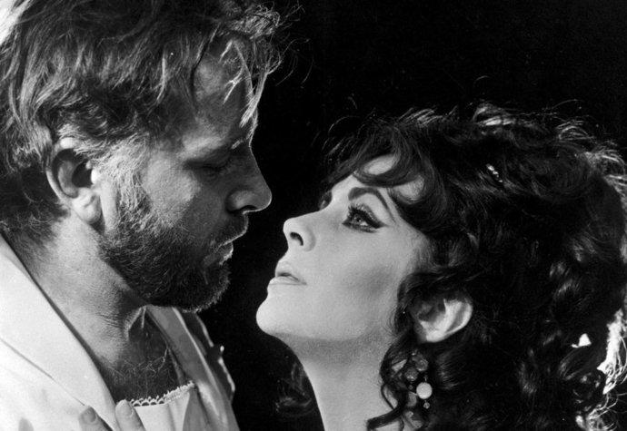 Elizabeth Taylor a Richard Burton. Láska na celý život.