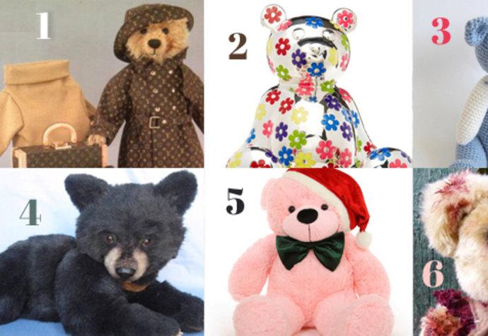 Otestujte se: Vyberte si medvídka a zjistěte, co skrýváte i sami před sebou