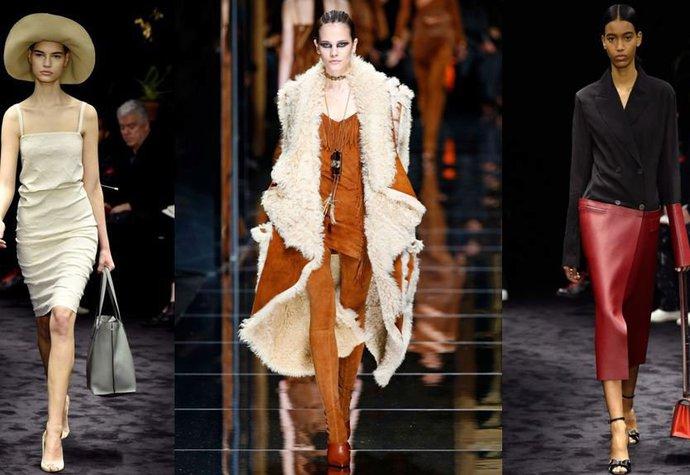 Inspirace z týdne módy v Paříži
