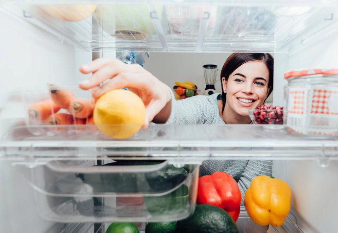 Jídlo v ledničce: Kam ho dát, aby se nekazilo?