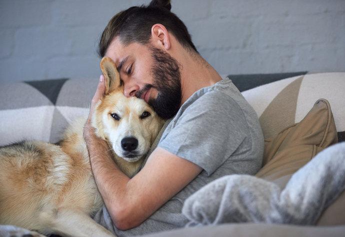 Muži jsou jako psi. K zulíbání.