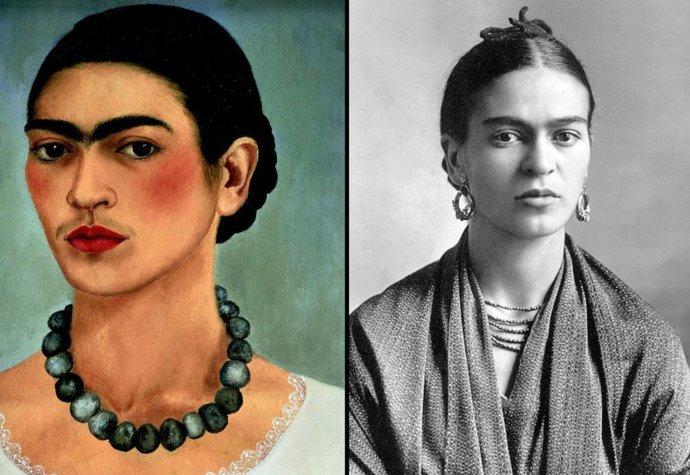 Frida Kahlo patří mezi nejvýraznější světové malířky všech dob