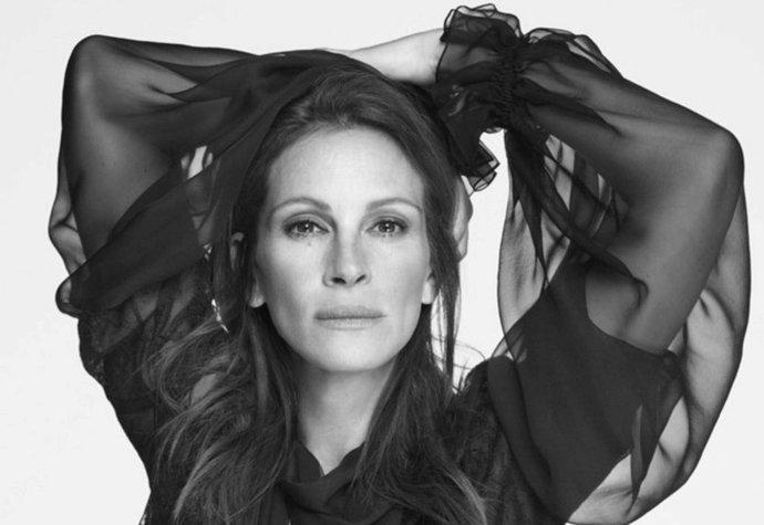 Julia Roberts tváří značky Givenchy (2015)