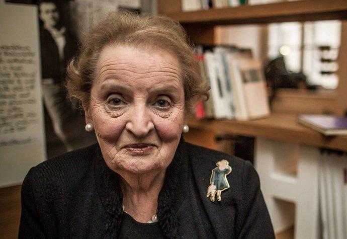 Madeleine Albright (*15. 5. 1937)