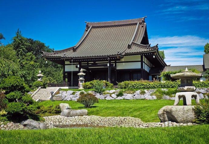 Japonci povýšili zahradnictví na umění