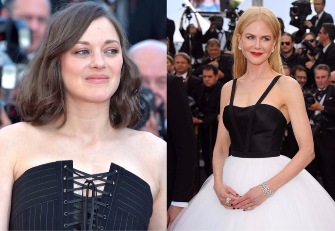 Marion Cotillard versus Nicole Kidman