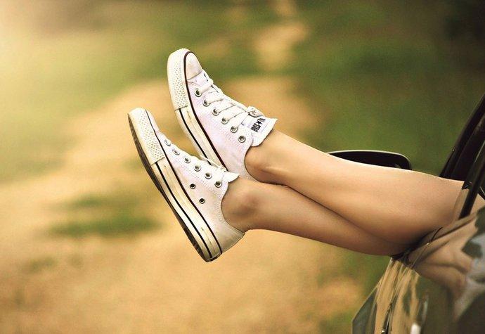 randění se studenými nohama