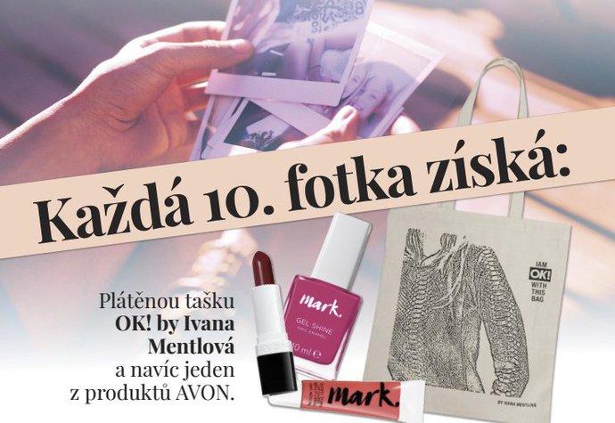Zúčastněte se AVON pochodu a získejte dárek u stánku Ženy.cz