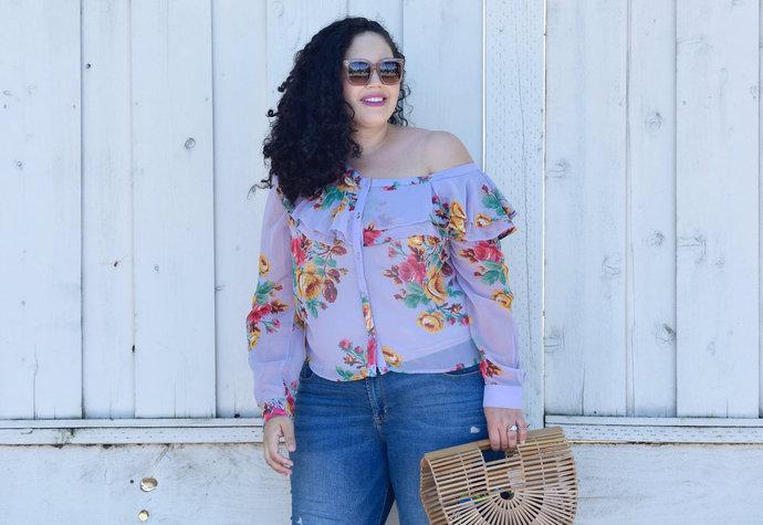58dcb87b2ed Letní inspirace podle plus size blogerek  Tyhle holky se barev ...