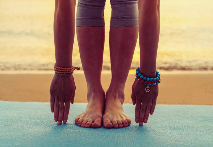 Jóga v denním životě: Snižuje tlak a zmírňuje nespavost