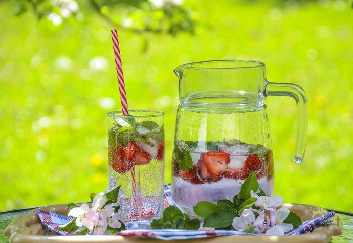 7 potravin, které byste měla v jíst v horkých dnech