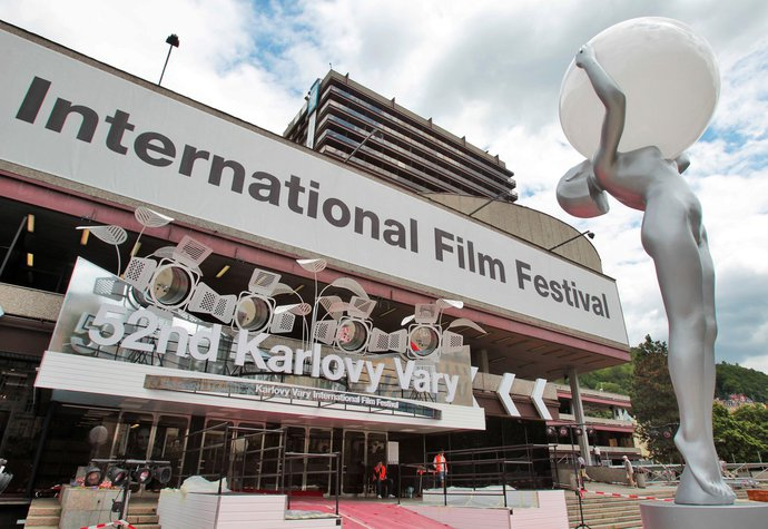 Začíná Mezinárodní filmový festival v Karlových Varech