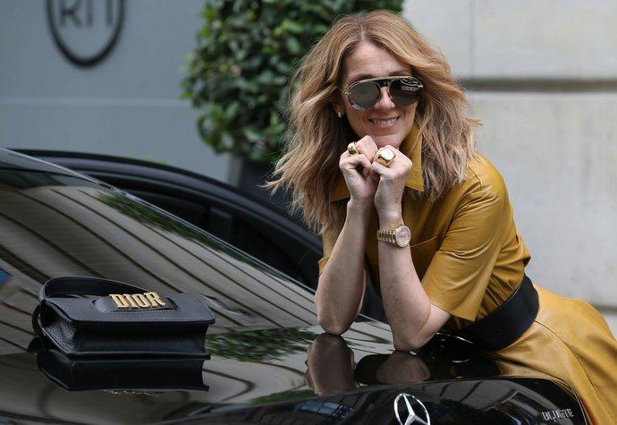 Zpěvačka Céline Dion zapózovala pro připravovaný dokument nahá