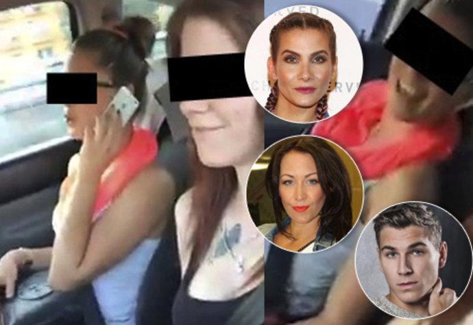 Šílené video nehody na Mostecku otřáslo celebritami.