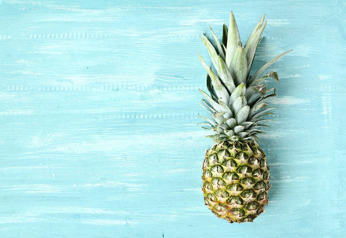 5 dobrých důvodů, proč jíst ananas: Hojí modřiny a chrání před infarktem