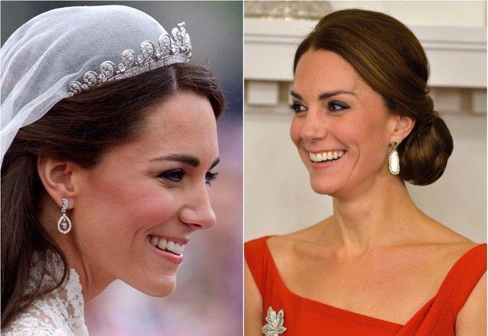 Šperky Kate Middleton: Jaký je za nimi příběh?