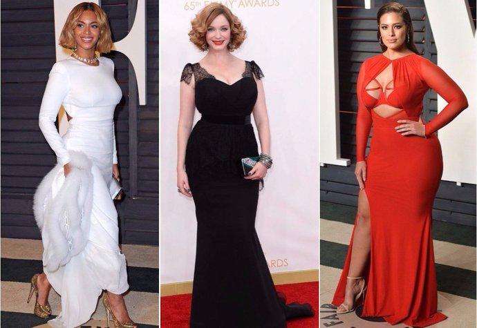 Slavné ženy přiznávají  Kvůli postavě mi návrháři nechtěli půjčovat šaty!  f559e9352c9