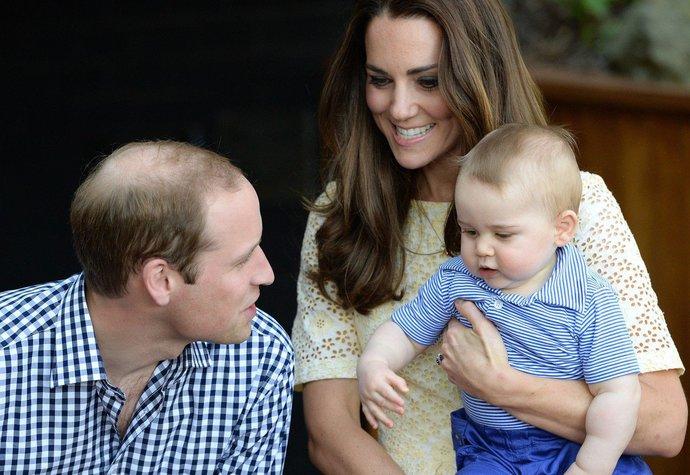 Jak se bude jmenovat třetí dítě Kate a Williama? Tohle jsou tipy bookmakerů!