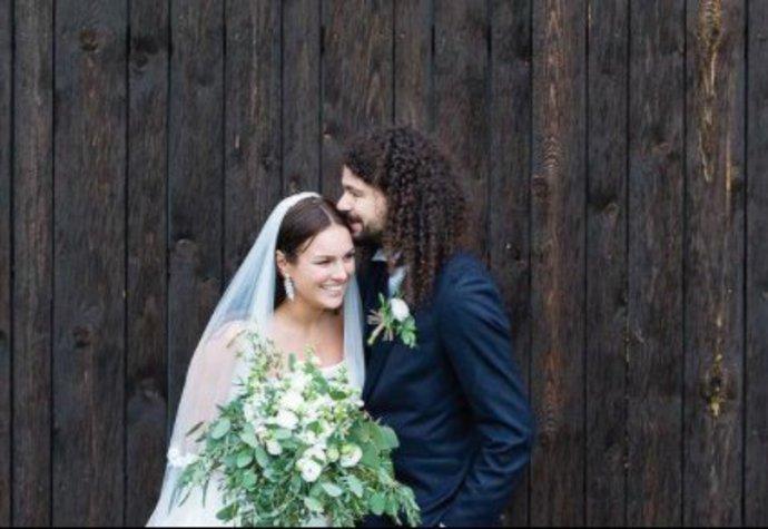 Výsledek obrázku pro ewa farna svatba