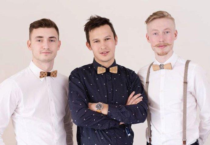 BeWooden tým: Jakub, Ctirad, Patrik