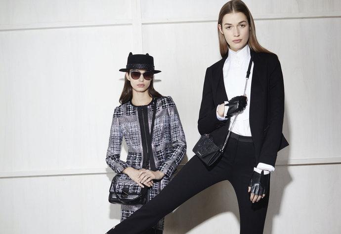 7af2d7bdce9 Ikonický Karl Lagerfeld  Prohlédněte si jeho novou podzimní kolekci ...