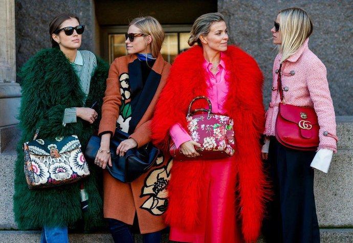 Skandinávský styl na kodaňském fashion weeku