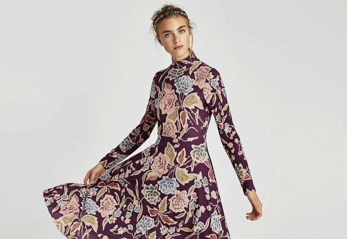 aec6fb71fa5 Květované šaty