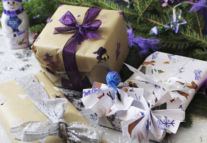 DIY: Vyzkoušejte originální balení a zdobení vánočních dárků