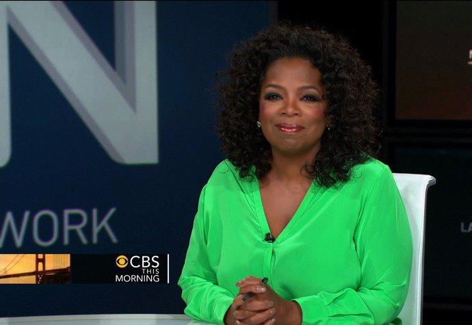 Motivační injekce od Oprah Winfrey