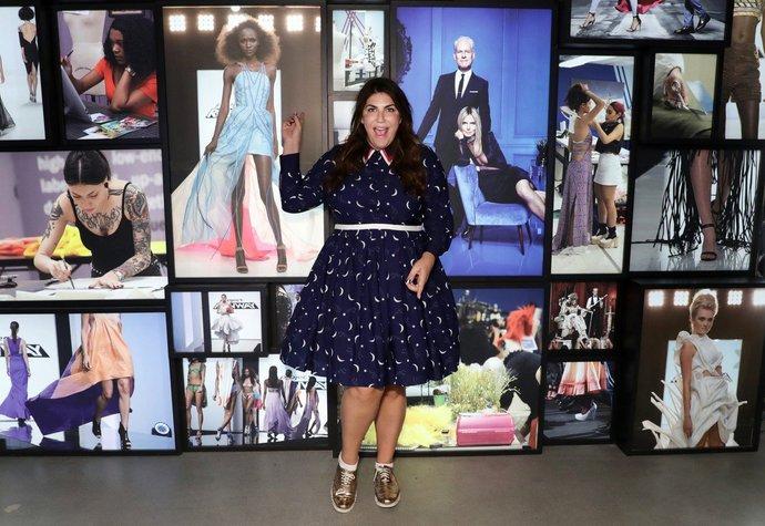 Plus-size blogerka dokazuje, že může nosit totéž co hubené celebrity
