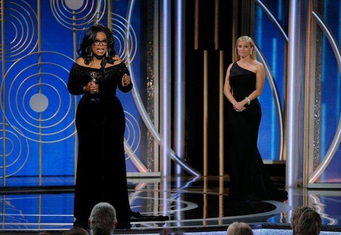 Nejsilnější slova na Zlatých glóbech: Tyhle ženy dodaly odvahu ostatním