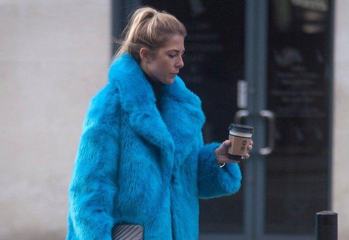Street style na pánském fashion weeku v Londýně (podzim/zima 2018)