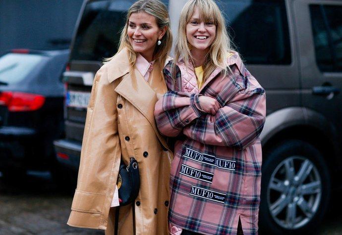 Street style v Kodani: Janka Polliani a Jeanette Madsen