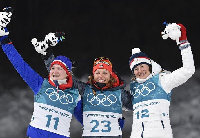 První medaili z olympiády získala pro Česko Veronika Vítková