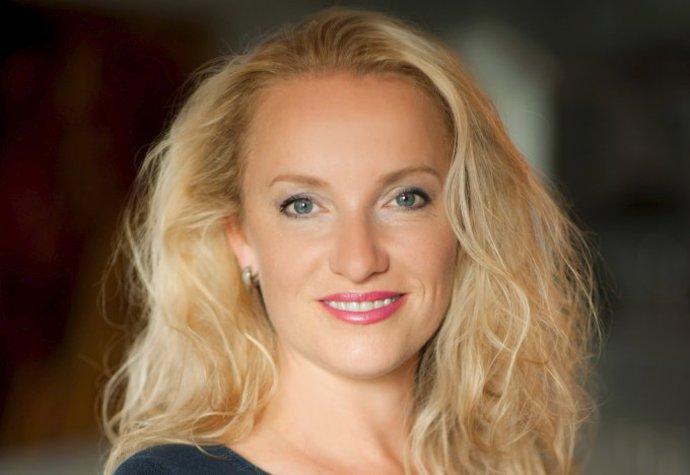 MUDr. Lucie Valešová, primářka Oční kliniky DuoVize v Praze
