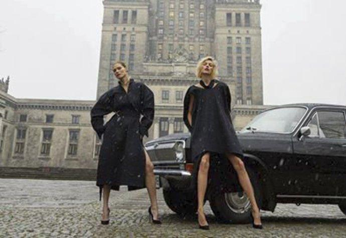 První číslo polské verze časopisu Vogue se stalo terčem mnoha vtipů