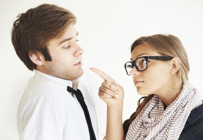 Přílišná starostlivost do vztahu nepatří. Nechte ho dýchat