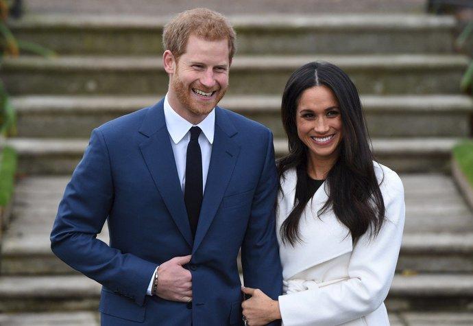 Vše, co musíte vědět o svatbě Meghan a prince Harryho!