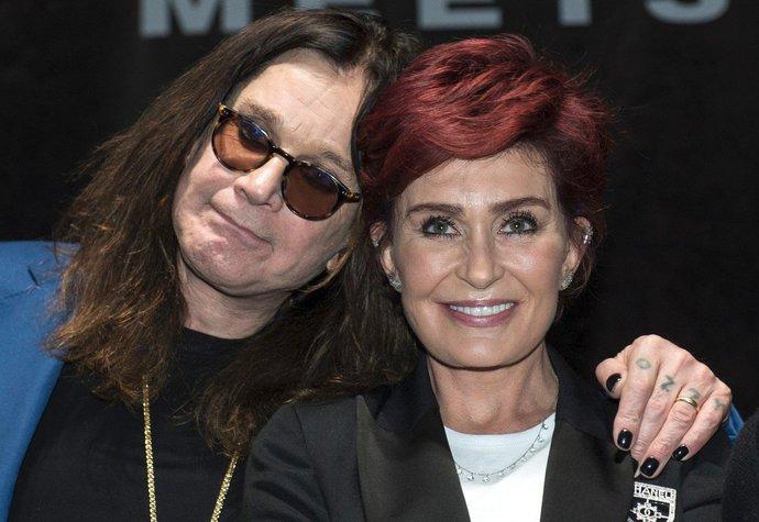 Ozzy Osbourne (69) a Sharon Osbourne (65) jsou manželé už 36 let!